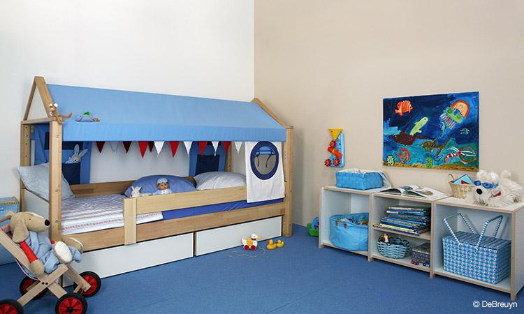 Kinderzimmer junge ritter  Kinderzimmer - Tischlerei Lausitz